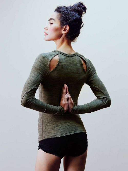 wantering-blog: Strike a Pose FP Movement Peekaboo Layering Top. Click here for ...