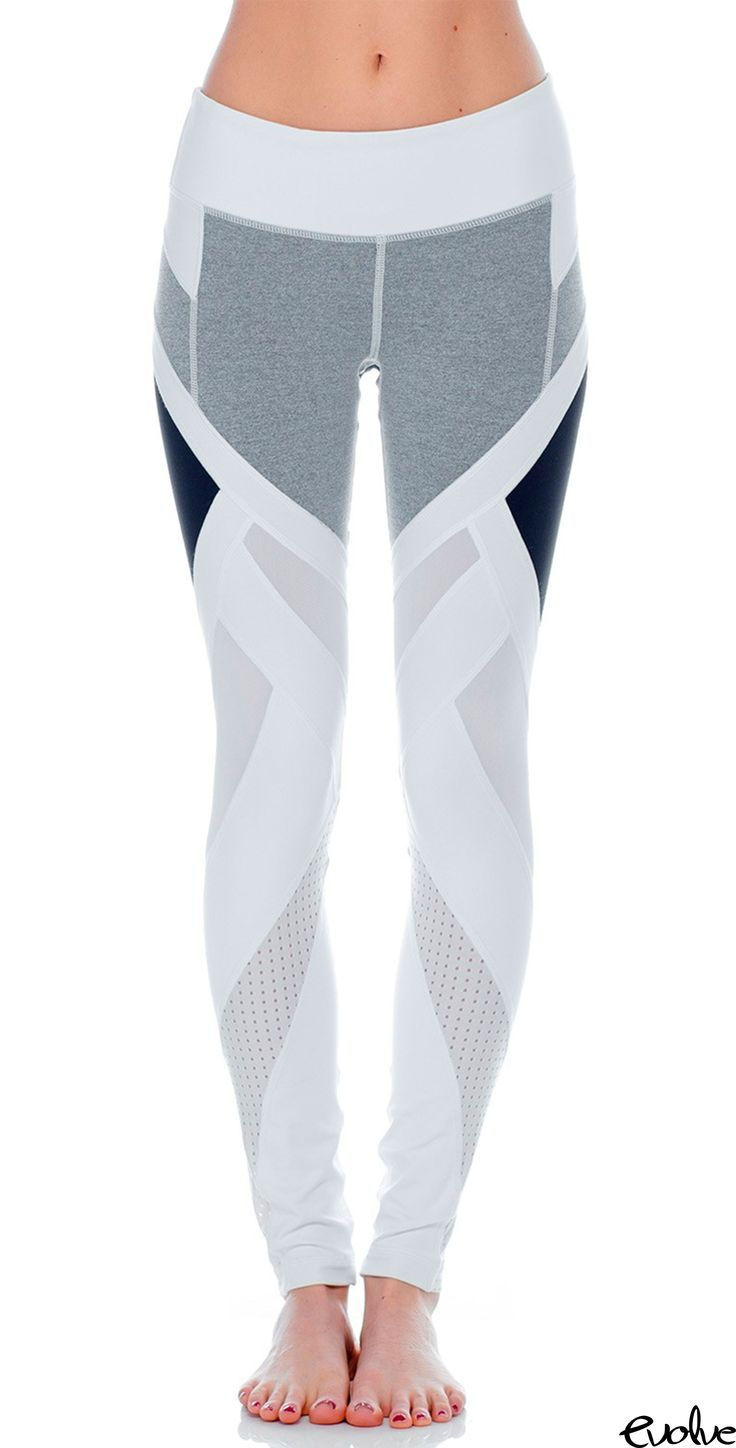 Look ultra chic and edgy with these Vimmia Allegiance Leggings! Shop new styles ...