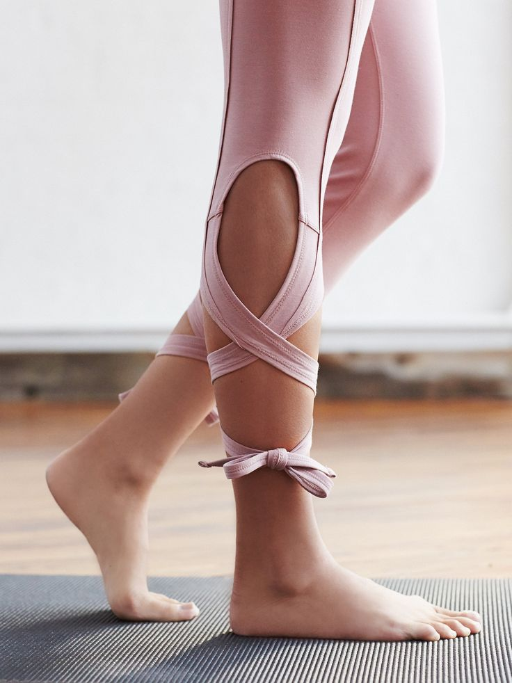Turnout Leggings   Ideal for dance, these luxury performance leggings are Americ...