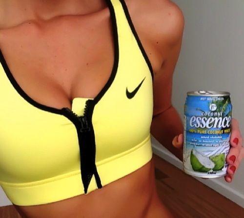 the best nike sports bra #nike #want