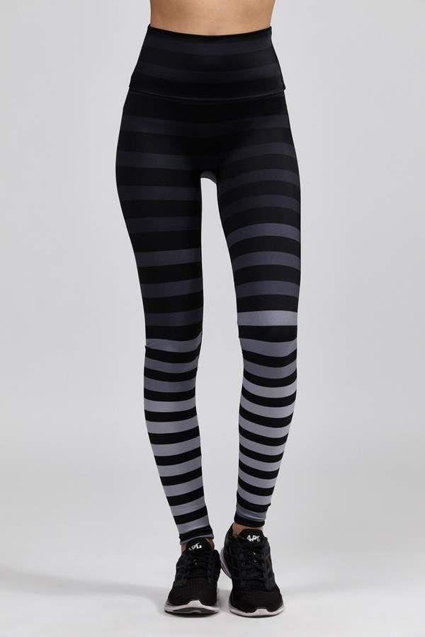 K-DEER Jody Stripe Legging