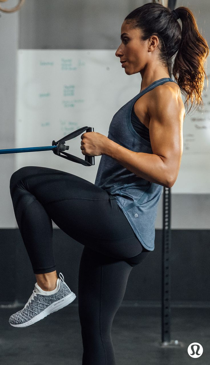 Lululemon's distraction-free gear is designed for sweaty, hybrid workouts.