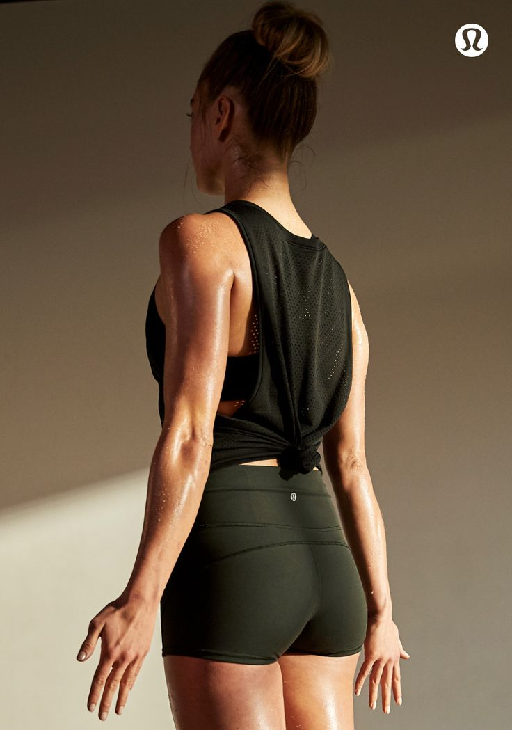 Meet your new companion for all in-studio sessions: a sleek short that fits like...