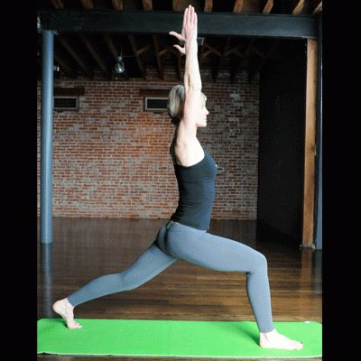 Get into a yoga habit with this yoga morning flow that will boost your metabolis...