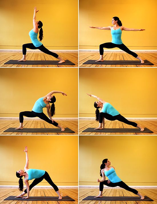 Rock Your Fall Leggings With This Thigh-Slimming Yoga Sequence