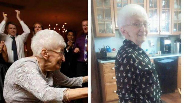 Sempre é tempo de aprender algo novo. E a norte-americana Anna Pesce, de 87 ano...