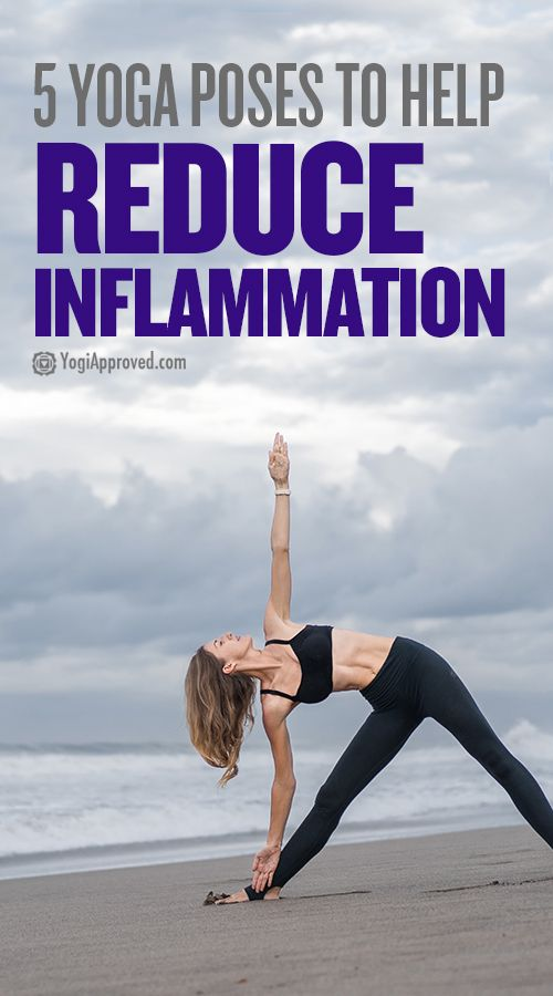 Chronic inflammation can cause permanent damage to the body if left untreated. P...