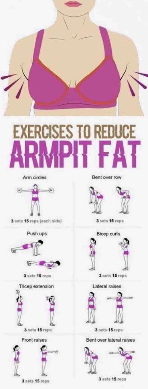 Exercise to reduce Armpit Fat #yoga #workout #fitness #healthy #lifestyle
