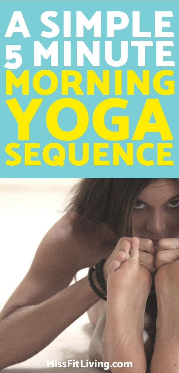 I was looking for a morning yoga workout and this seems to be the perfect one fo...