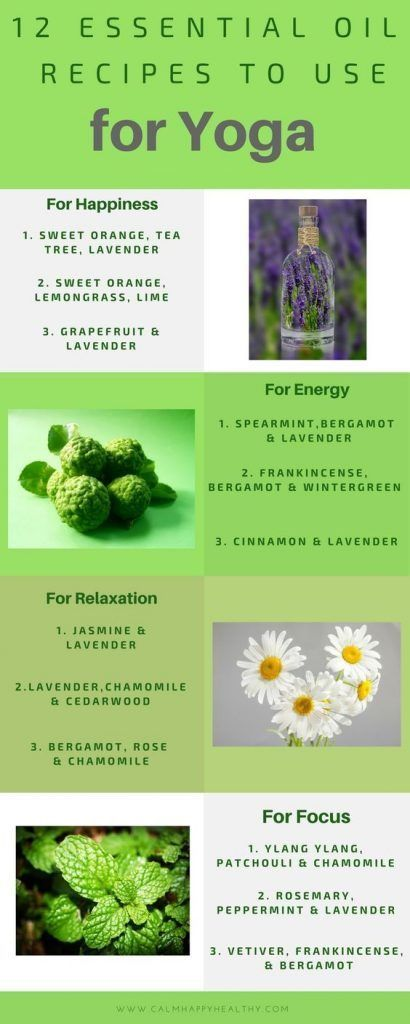 If you practice #yoga & enjoy essential #oils, you might be interested in the wa...