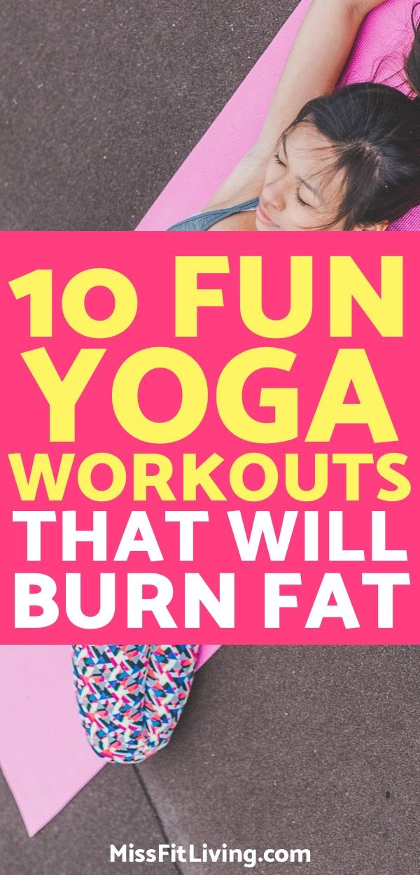 Yoga can be a great way to lose weight. Here are some yoga workouts that I like ...