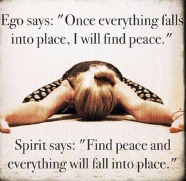 Ego & Spirit