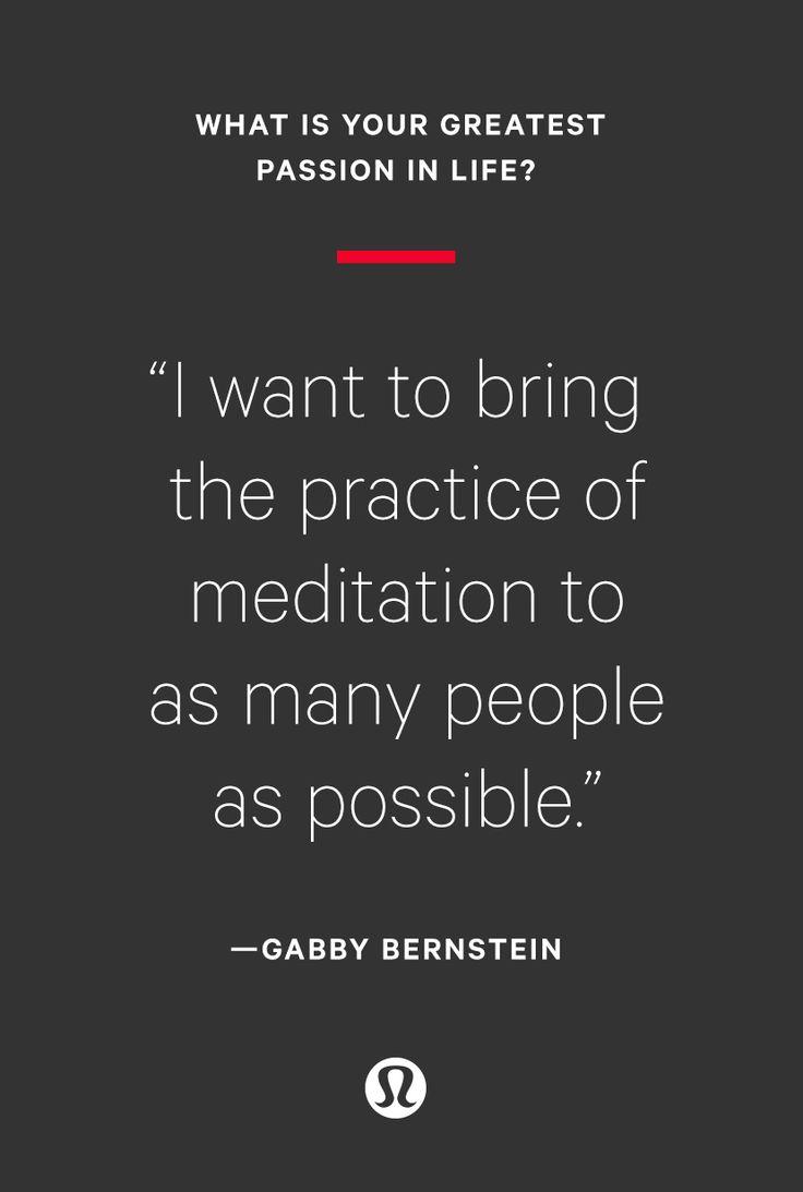 Gabby Bernstein: Global Yoga Ambassador.