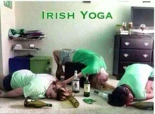 Hahaha!!! Love the Irish! ;)