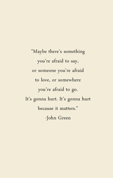 John Green ist so...wow! His books are so real and so sad and so true! I love hi...
