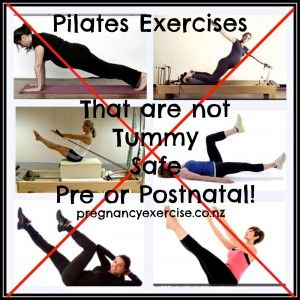 Postnatal Fitness: Yoga and Pilates are two of the most popular exercise options...