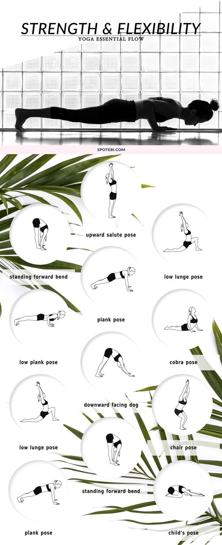 Strengthen your body, improve your flexibility and boost your energy with this 1...