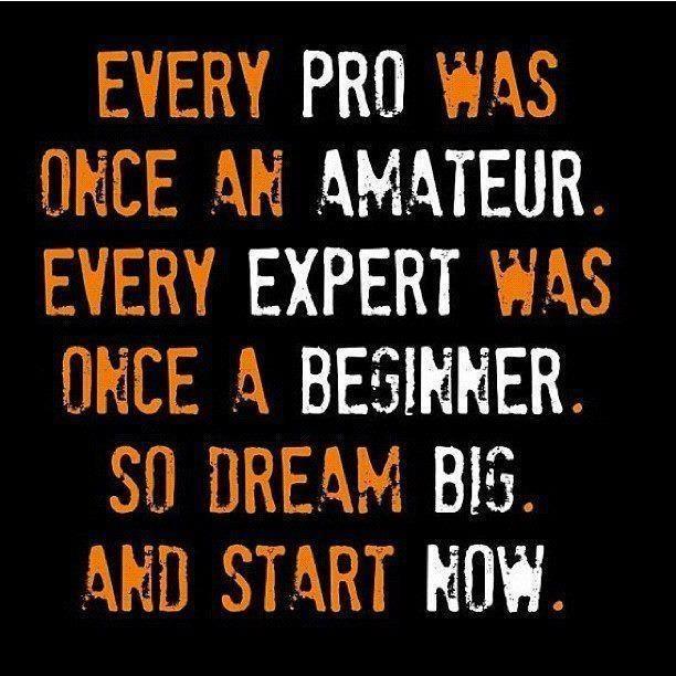Truer words were never spoken. Your visions are a predictor of your future. Drea...