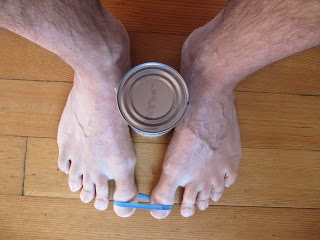 YOGA FOR HEALTHY AGING:  Working with Bunions