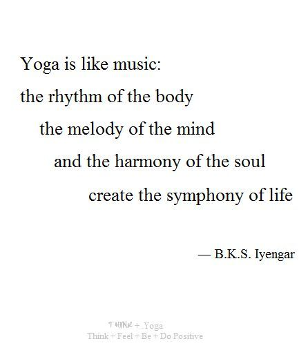Yoga + symphony of life                                                         ...