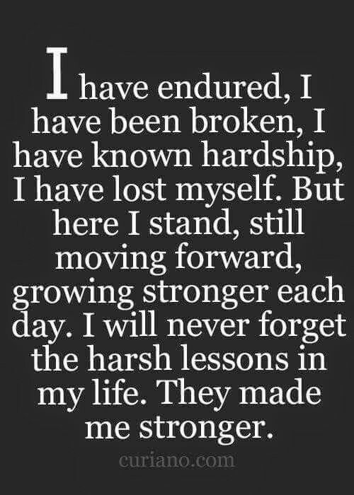 my lessons & struggles have shaped me to the person i am today.. in order to lov...