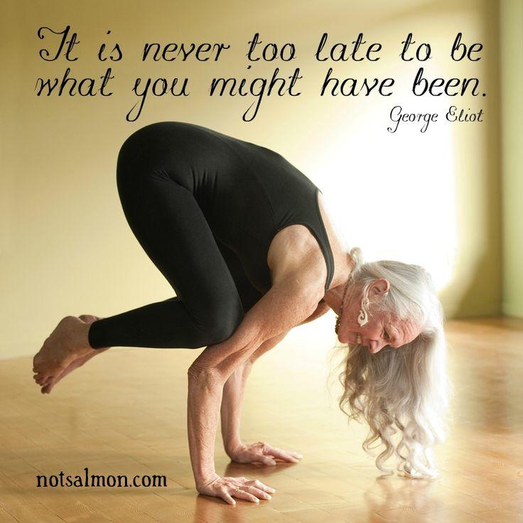 yoga #aging
