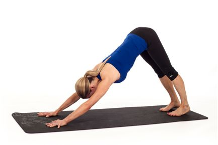 Kristin McGee: 7 Yoga Poses for Your Fit Pregnancy