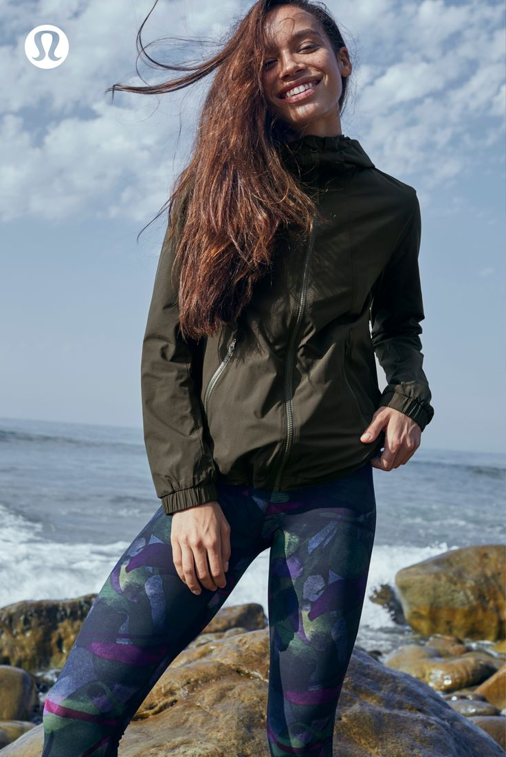 Fall adventures start with intentionally designed outerwear.