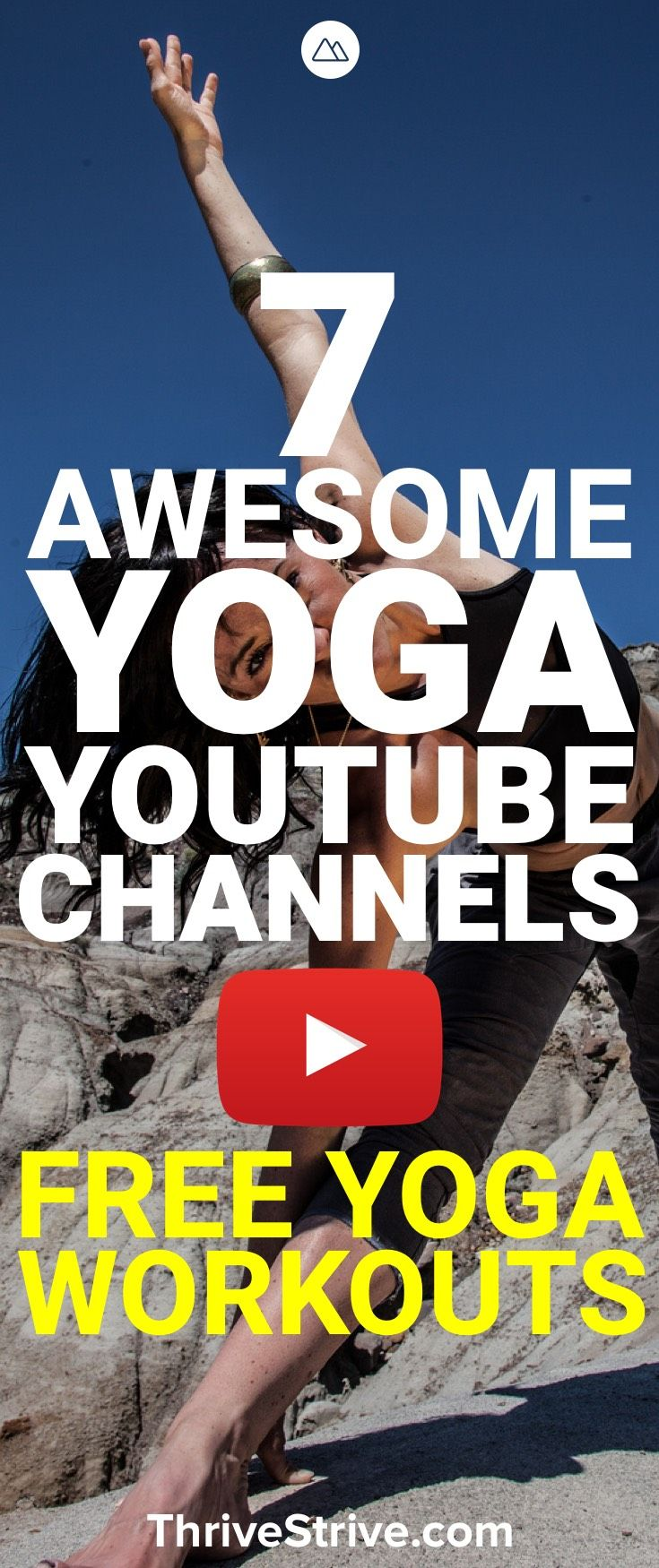 Looking to get started with yoga? Here are 7 awesome youtube channels that are g...