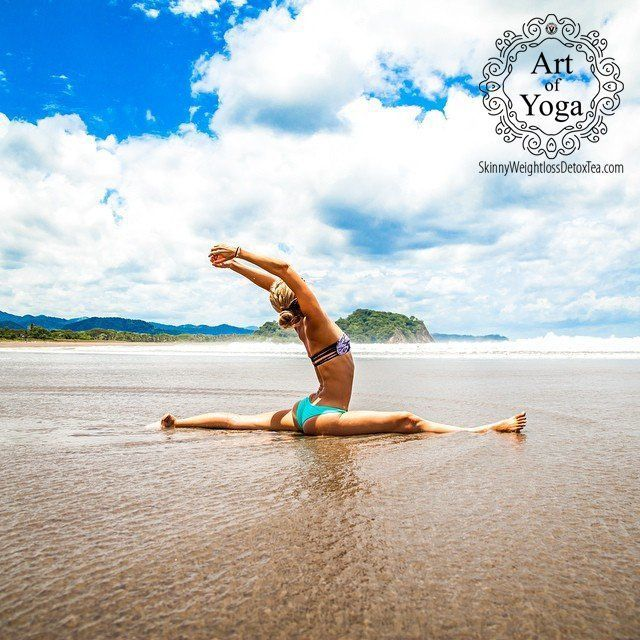 Yoga Poses For Getting Fit