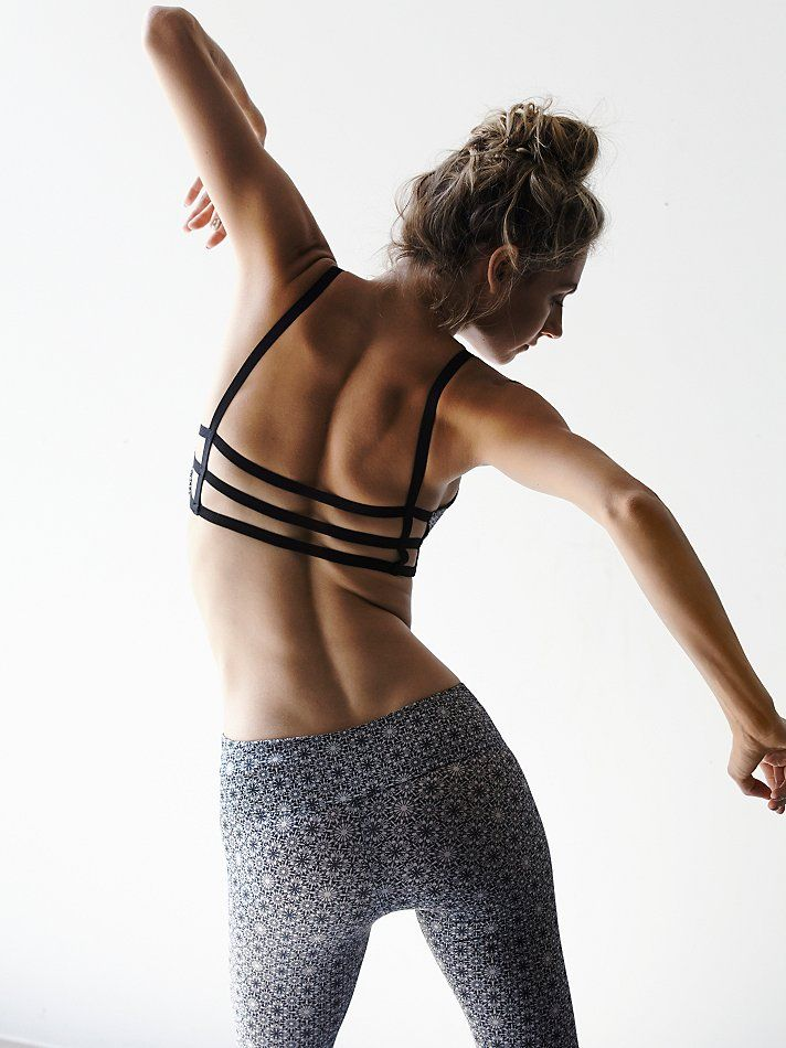 Free People - Movement Bra Top ($42.00): www.freepeople.co... Size: S/M