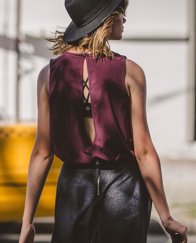 Here To There Tank - Free To Be Bra- Good To Go Skirt