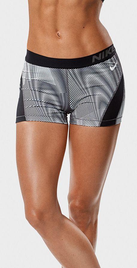 ♡ Women's Nike Pro workout shorts | Workout Clothes |  Leggings | Good Fashion...