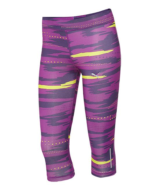 3/4 workout tights