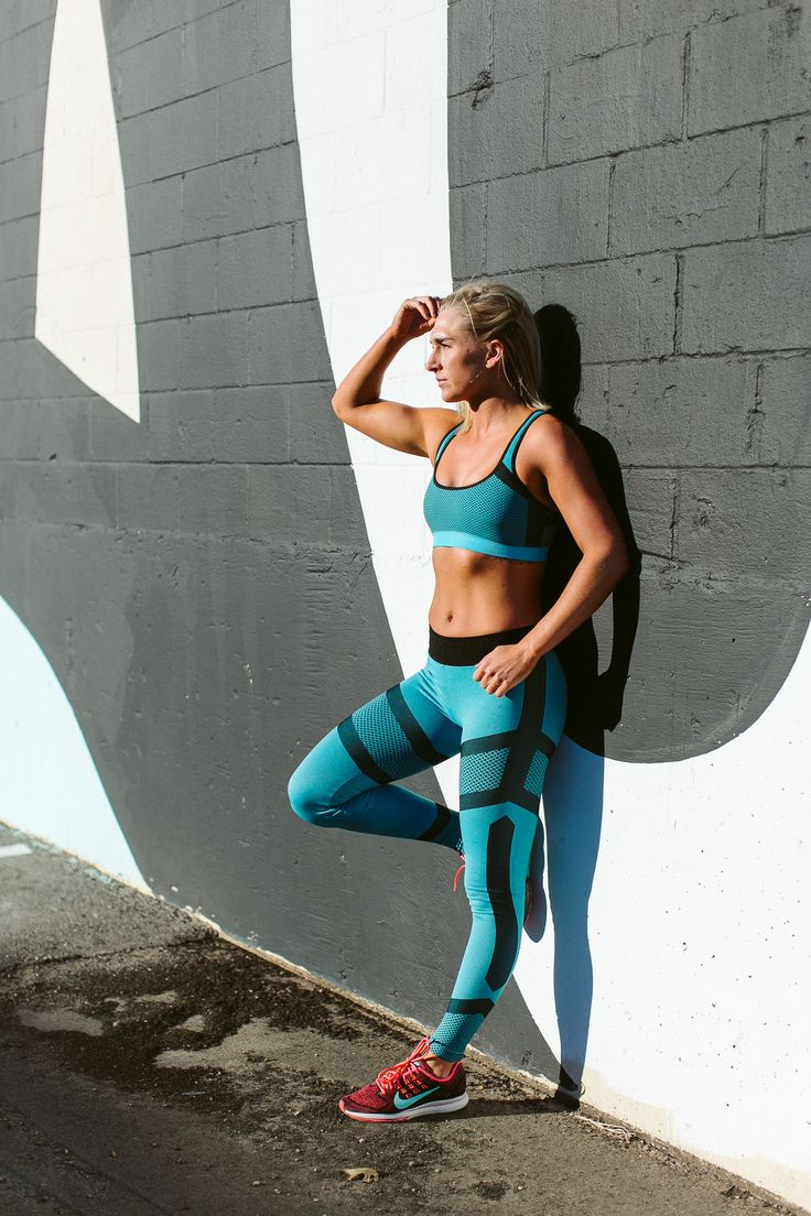 Amazing workout leggings that fit perfect...the Velocity Legging