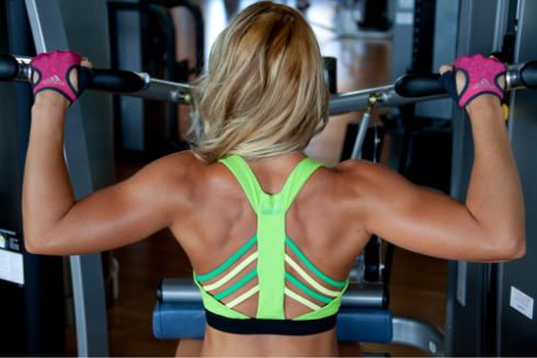 Full Back Workout - Get A Sexy Back »