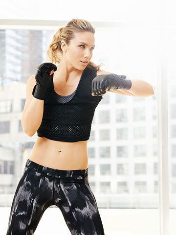 Get a Killer Bod with this Kickboxing Workout