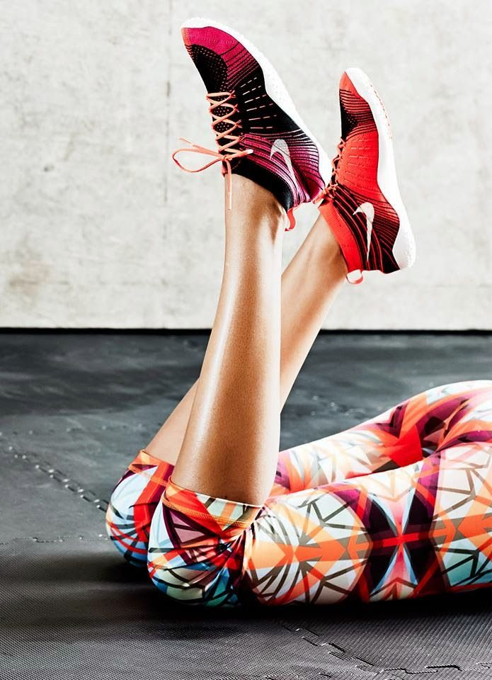 Nike Flynit trainers - so comfy and perfect for a great workout. Click to get a ...