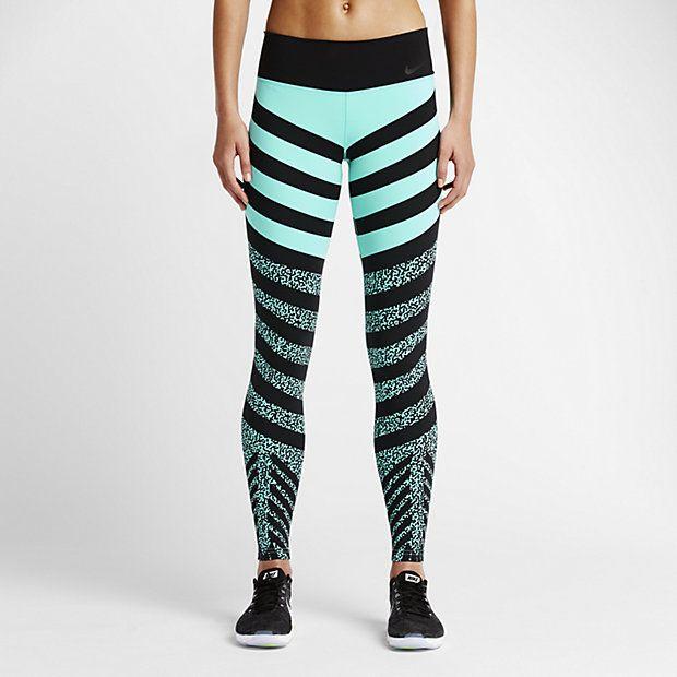Nike Legendary Mezzo Zebra Tight Women's Training Pants