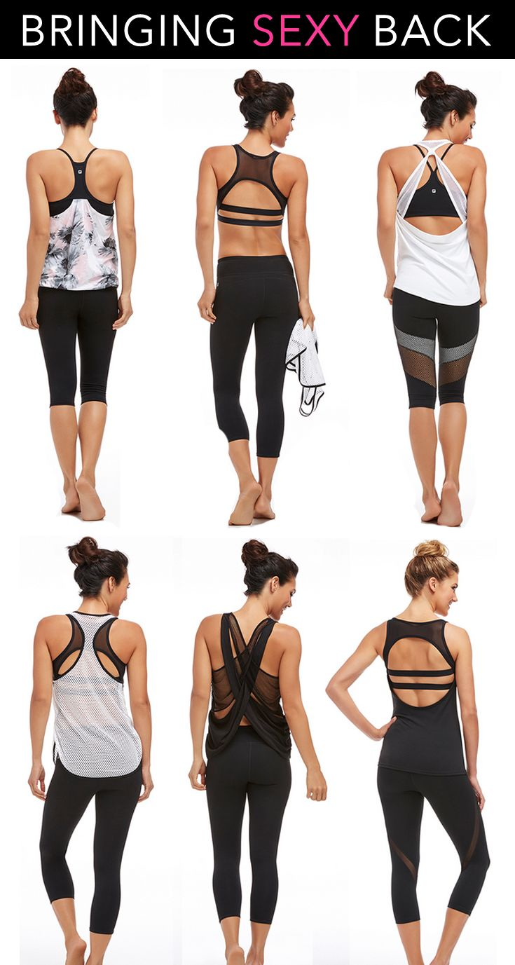Shh! Don't tell your workout friends. Get the best fitness outfits with huge dis...