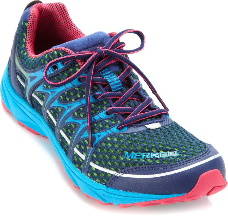 The women's Merrell Mix Master Move Glide cross-training shoes add a thin, light...