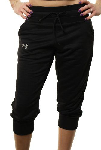 Under Armour Women's Running Pants Semi-Fitted... Yea, yea I know they're ...