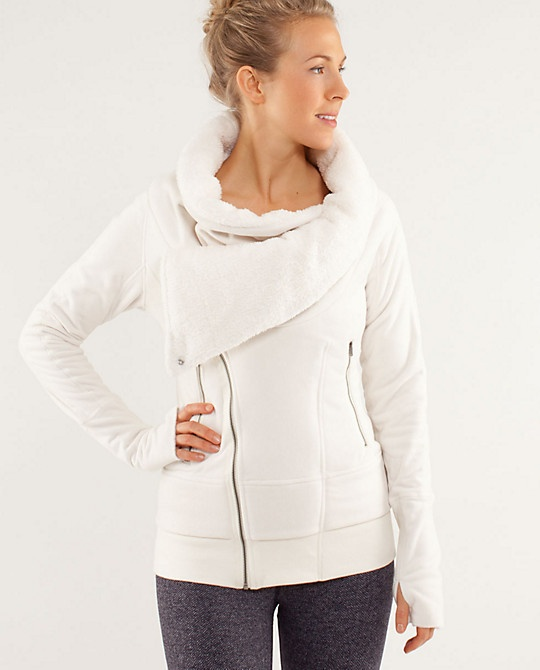 We girls love our LuLu Lemon. She'll love the cozy comfort of this new Off T...