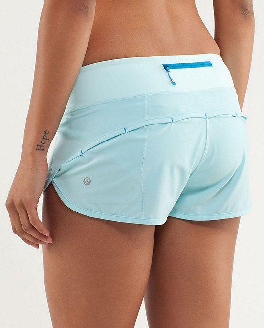 run: speed short | women's shorts, skirts & dresses | lululemon athletica on...