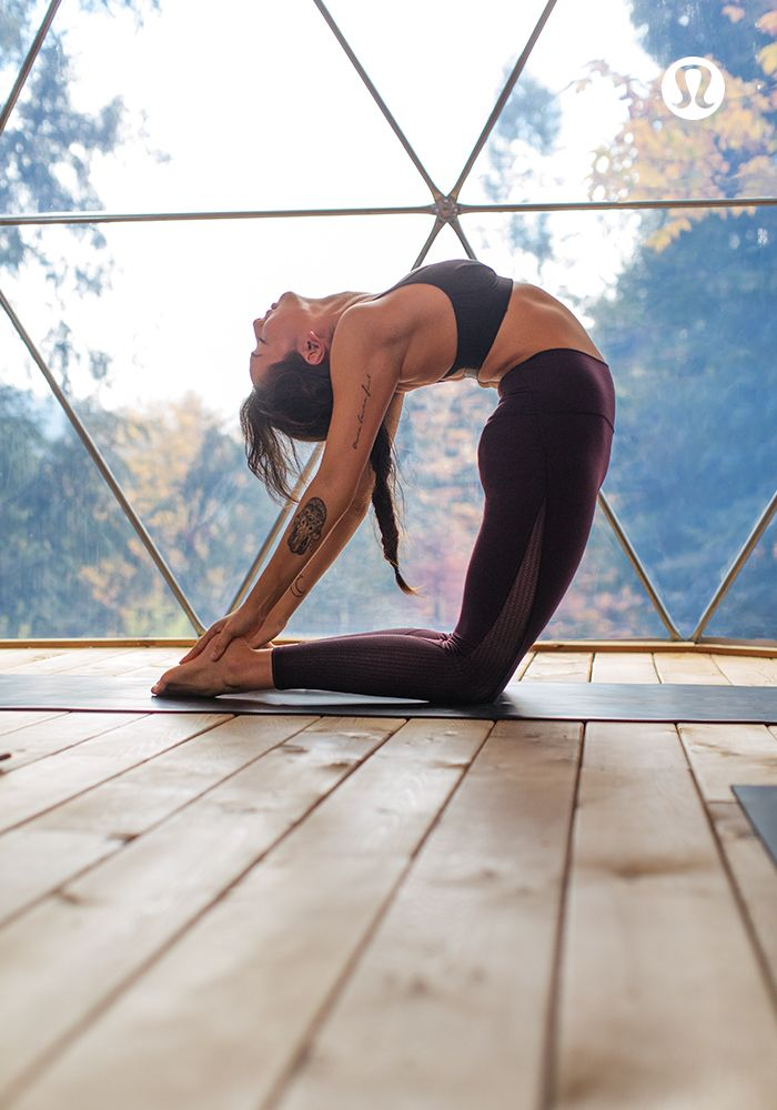 Inhale, exhale. Repeat. The lululemon Deep Breath Tight delivers on ventilation.