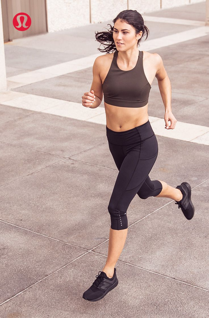 Lululemon Nulux fabric is incredibly lightweight, silky smooth, and dries lightn...