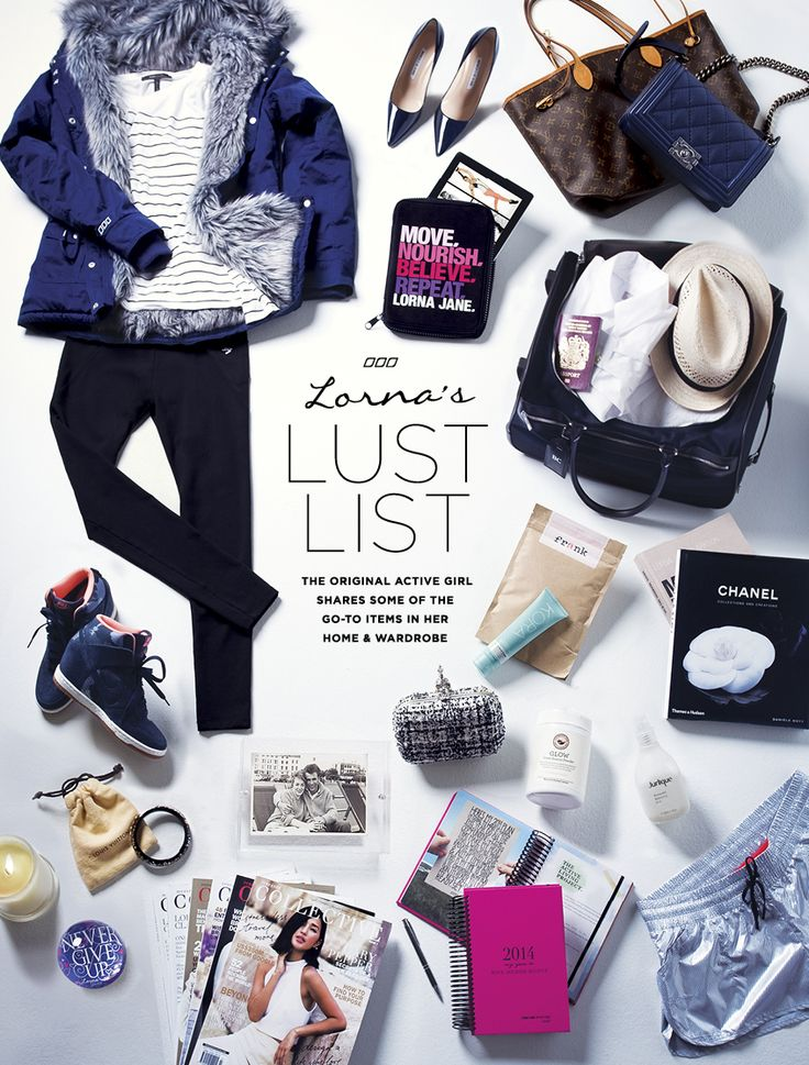 Lust List: Lorna Jane Shares Her Go-To Items! | Move Nourish Believe