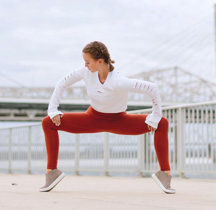 Stretch it out in our breathable & edgy Ripped Warrior Long Sleeve Jessica Olie ...