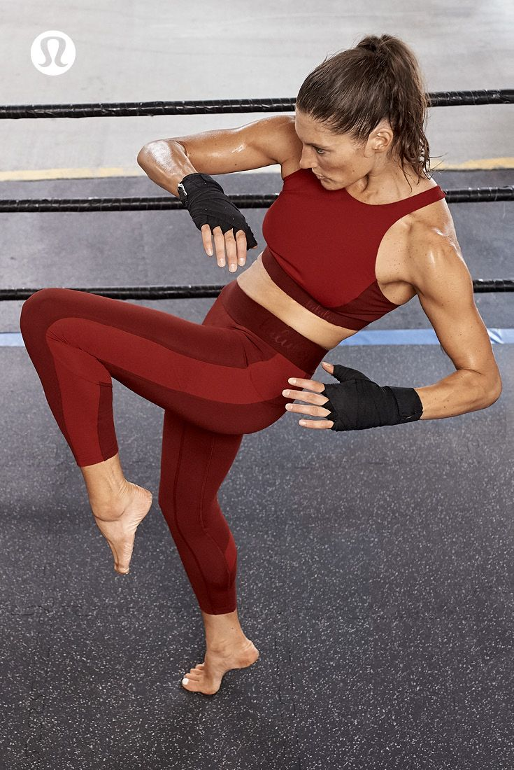 Strike a balance in gear designed for high-impact training.