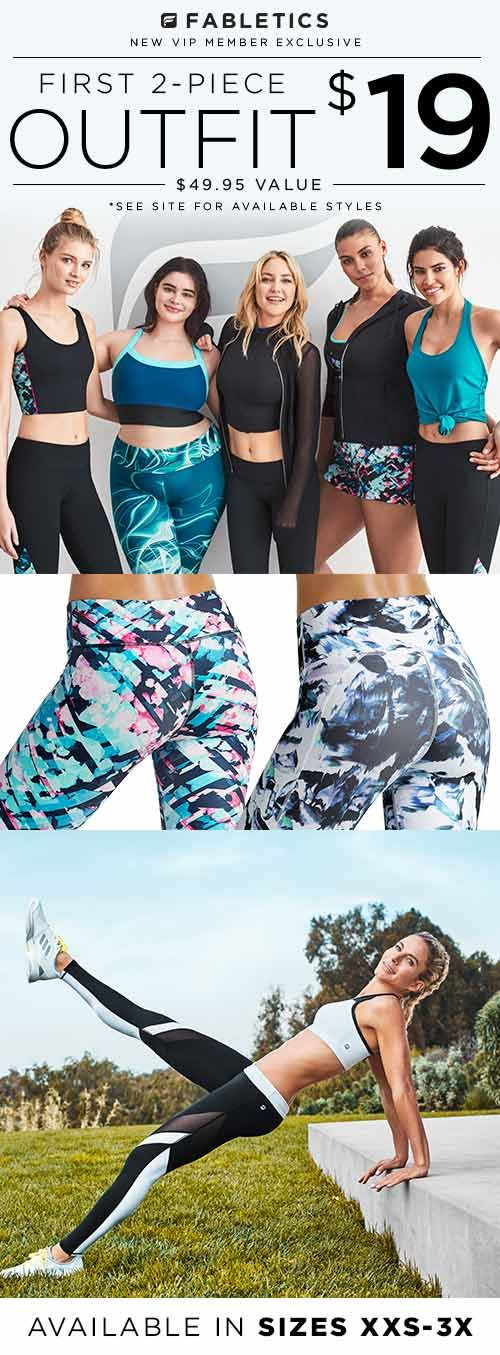 Stylish, Technically Efficient Activewear Designed for All Shapes and Sizes. Tak...